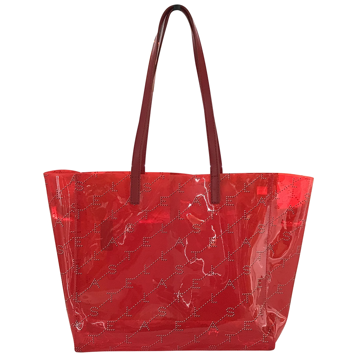 Stella Mccartney \N Red handbag for Women \N
