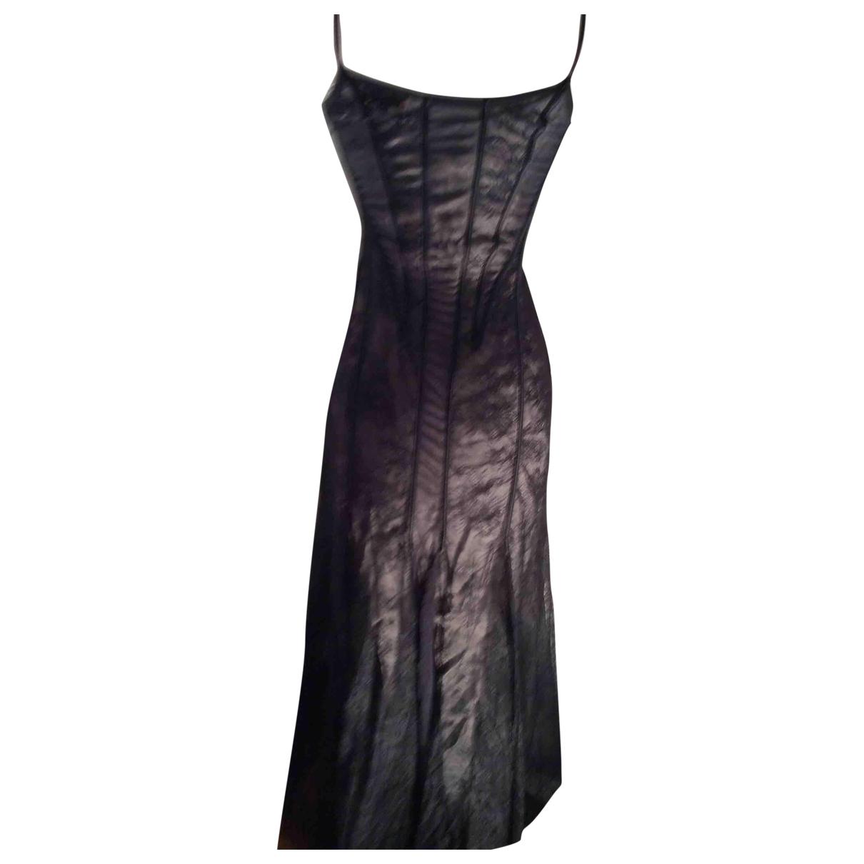La Perla \N Kleid in  Schwarz Polyester