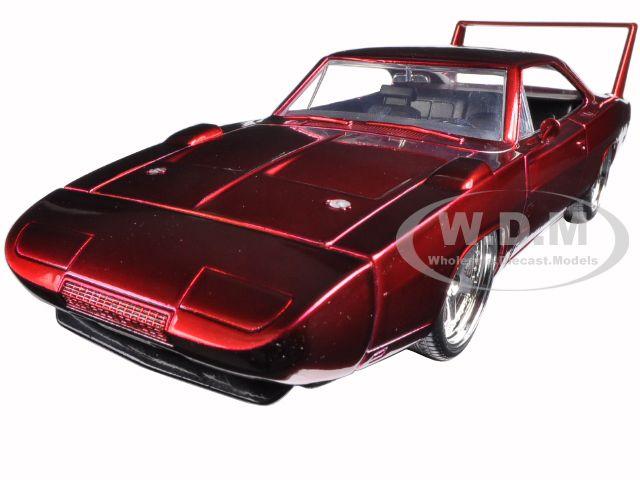 1969 Dodge Charger Daytona Red