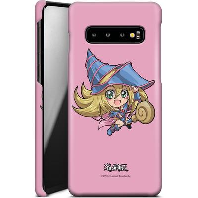 Samsung Galaxy S10 Smartphone Huelle - Dark Magician Girl SD von Yu-Gi-Oh!