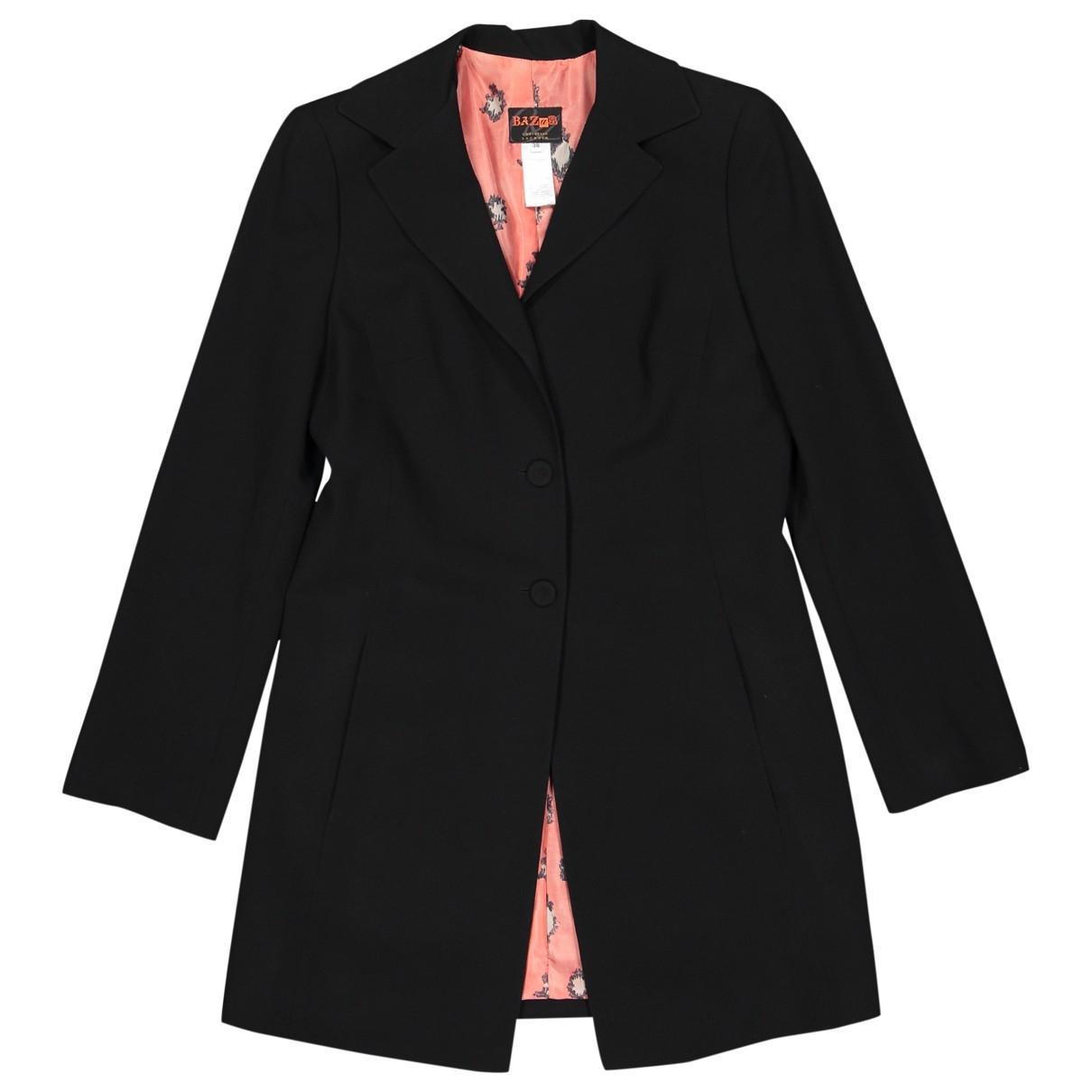 Christian Lacroix \N Black jacket for Women 38 FR