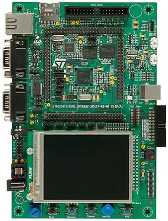STMicroelectronics MCU Evaluation Board STM3241G-EVAL