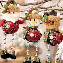 1pc Christmas Decorative Hanging Ornament
