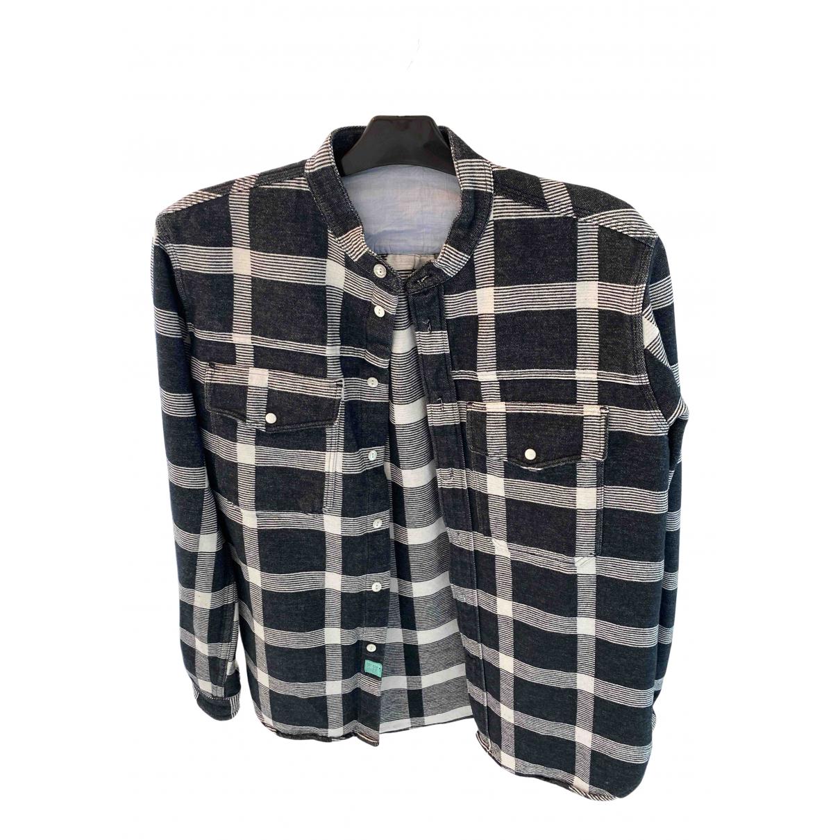 Paul Smith - Chemises   pour homme en coton - noir
