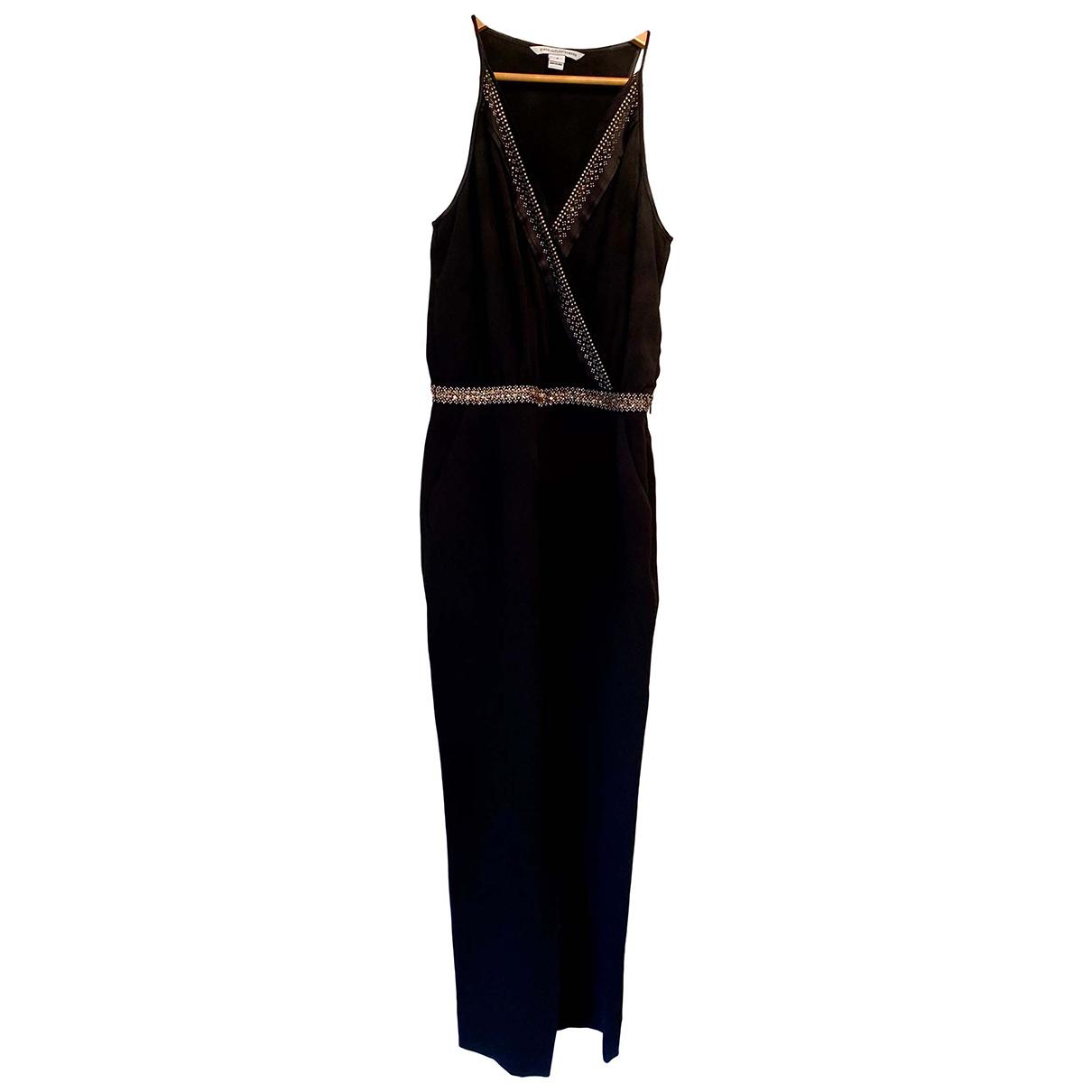 Diane Von Furstenberg \N Black jumpsuit for Women 8 US