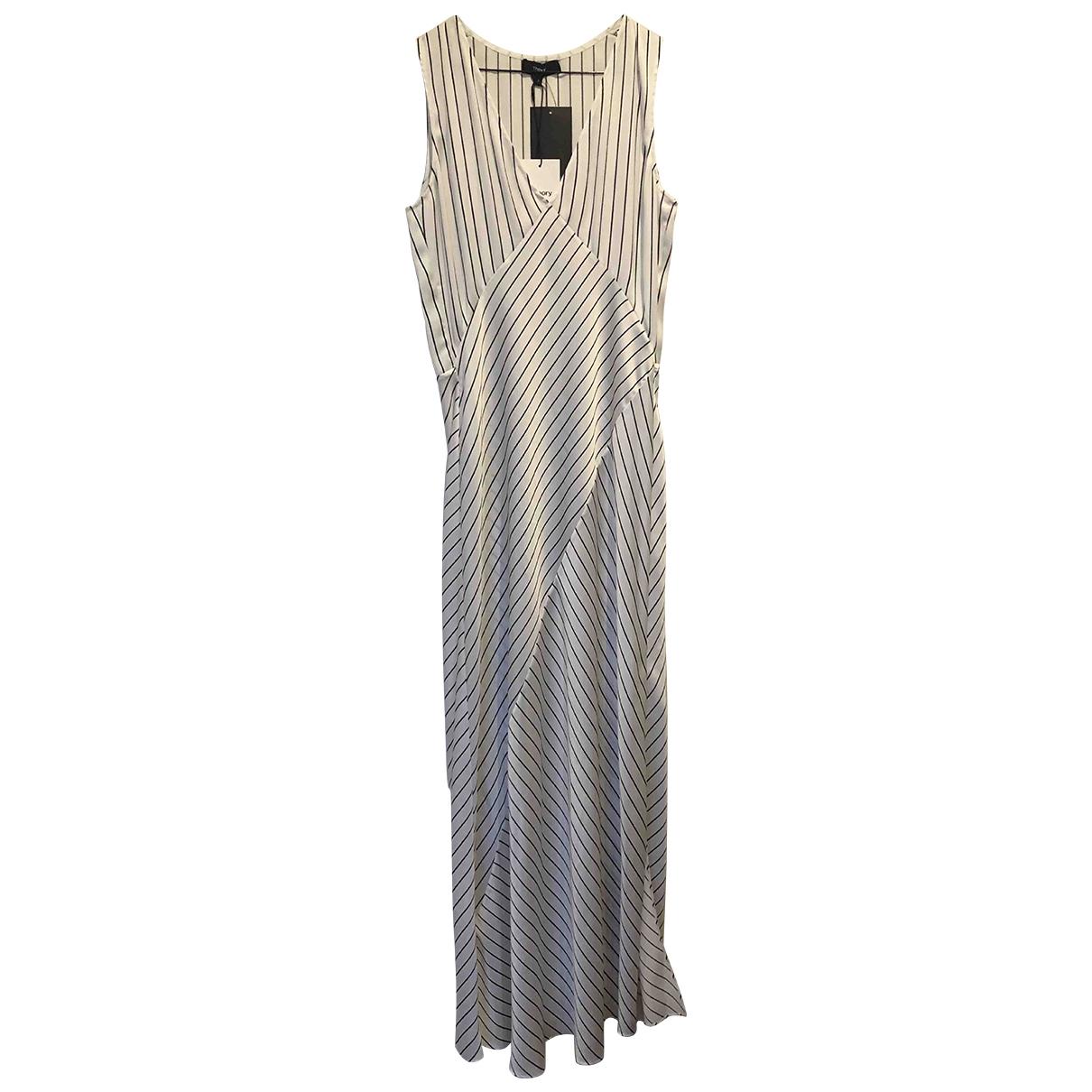 Maxi vestido Theory