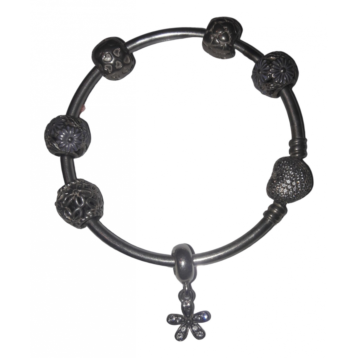 Pandora \N Silver Silver bracelet for Women \N