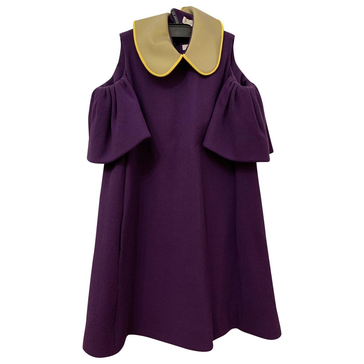Mini vestido de Lana Delpozo