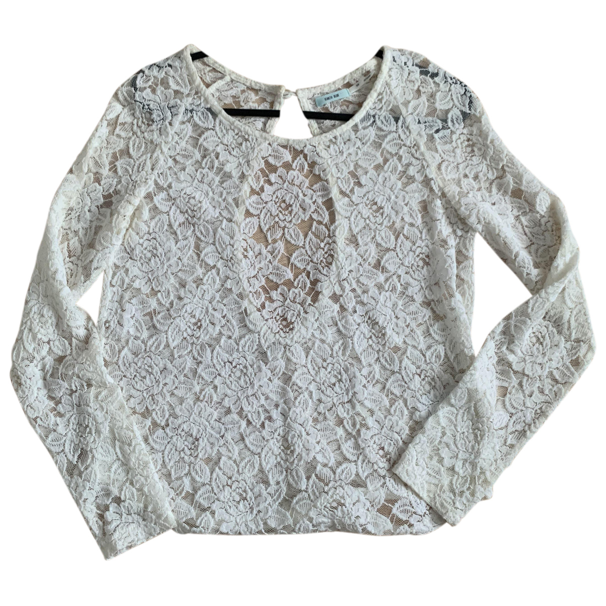 Urban Outfitters N Ecru Lace  top for Women XS International
