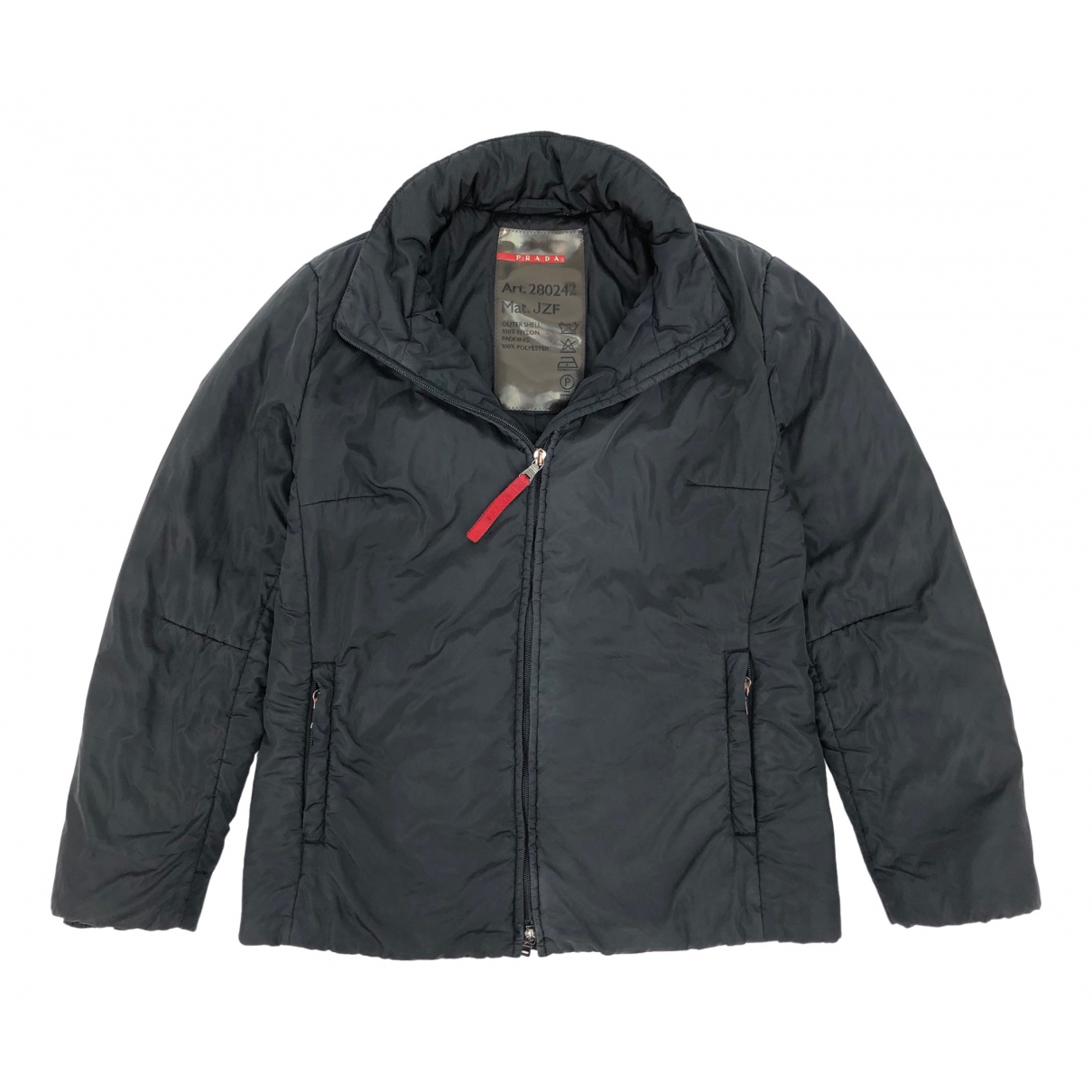Prada \N Black jacket for Women M International