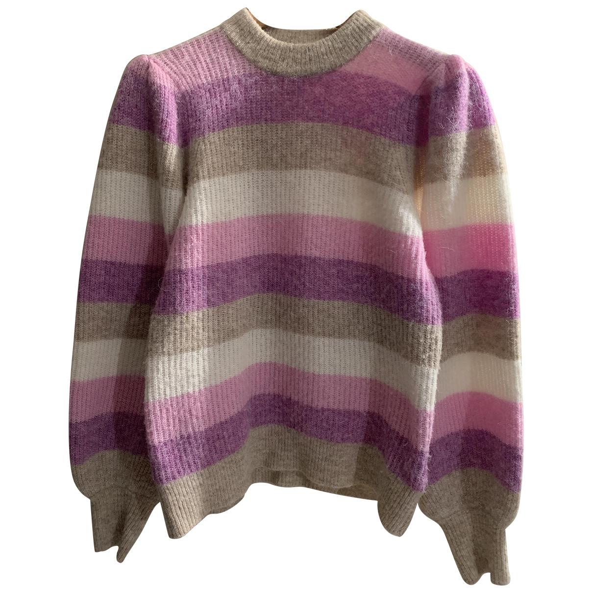 Ganni Spring Summer 2020 Multicolour Wool Knitwear for Women S International
