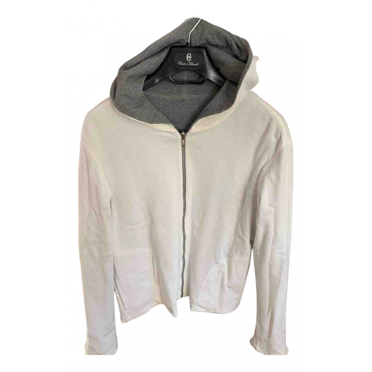 Max & Co \N White Cotton Knitwear for Women M International