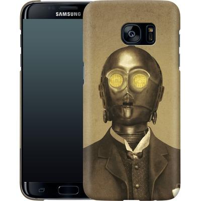 Samsung Galaxy S7 Edge Smartphone Huelle - Baron Von 3PO von Terry Fan