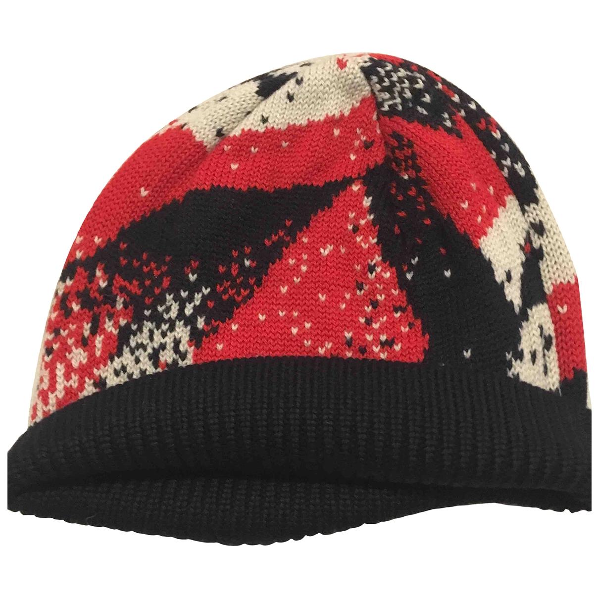 Prada \N Multicolour Wool hat & pull on hat for Men S International