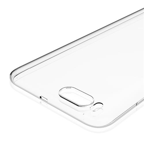 Air Shell Xiaomi Mi 6 Silicon Back Cover High Quality Protective Soft Case Phone Shell - Transparent
