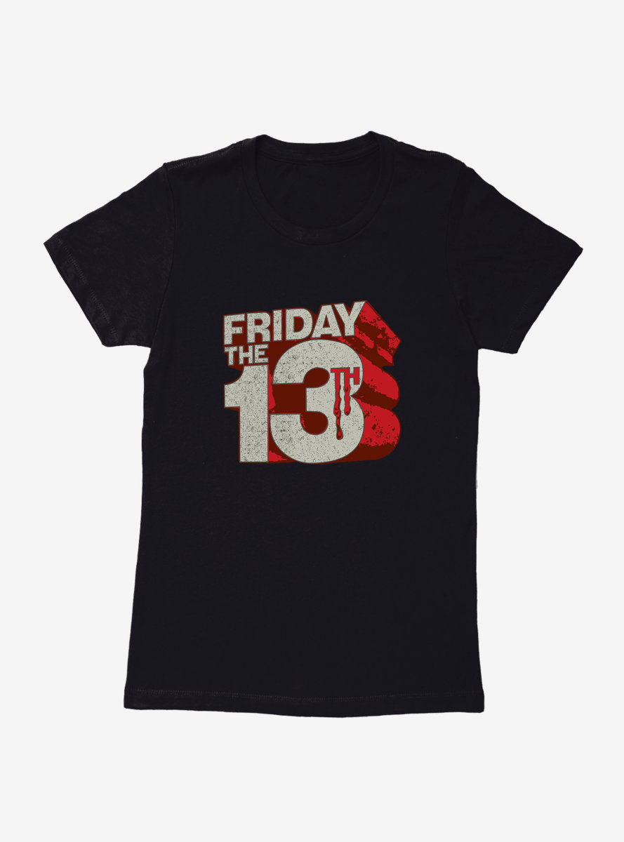Friday The 13th Friday The 13th Womens T-Shirt