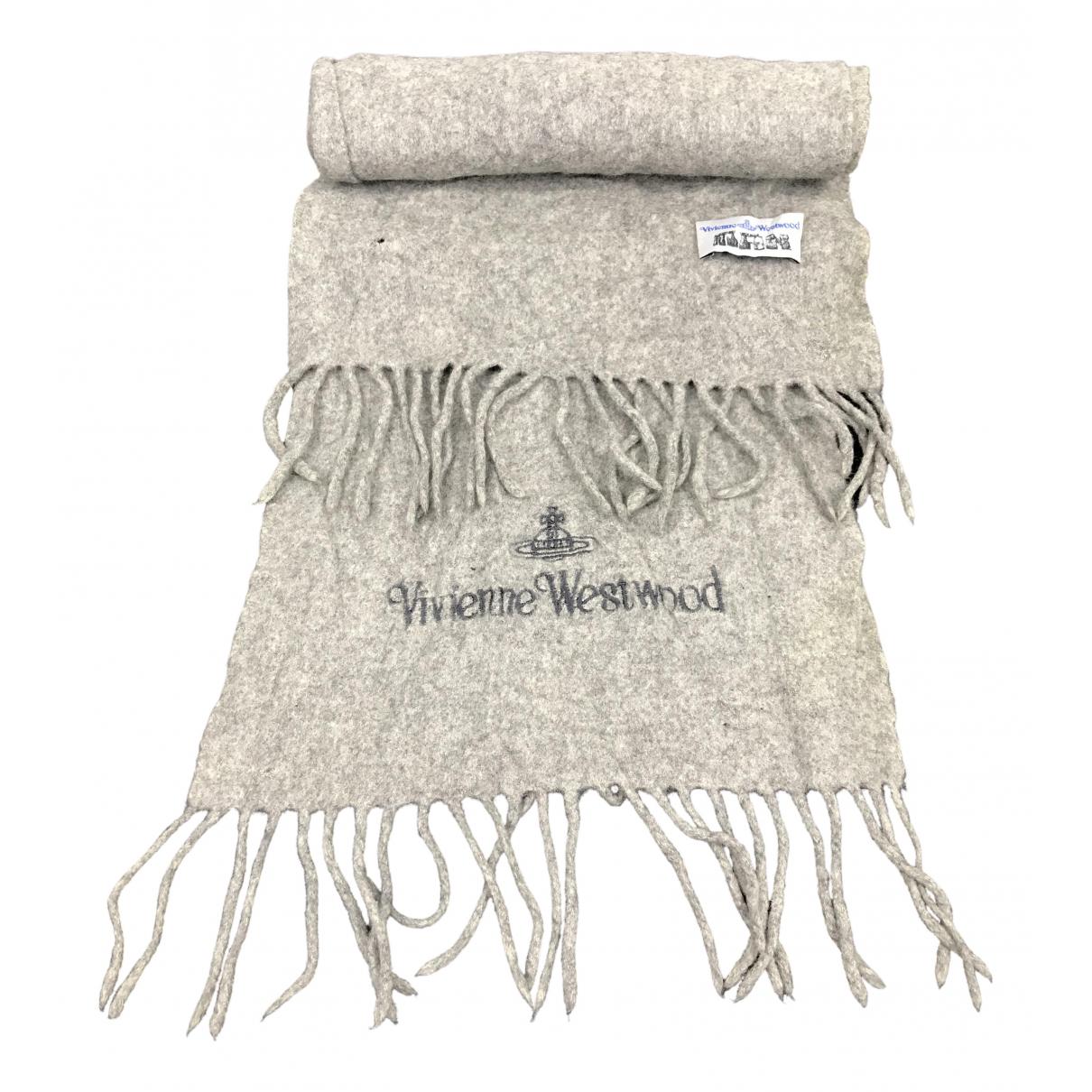 Vivienne Westwood \N Schal in  Kamel Wolle