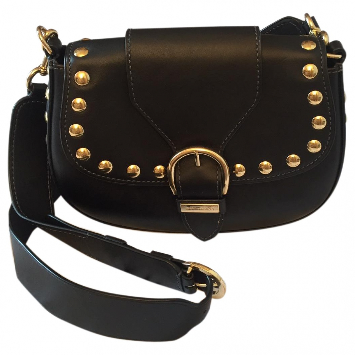Marc Jacobs \N Black Leather handbag for Women \N