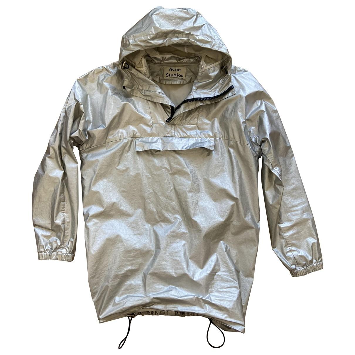 Acne Studios \N Metallic jacket  for Men 48 FR