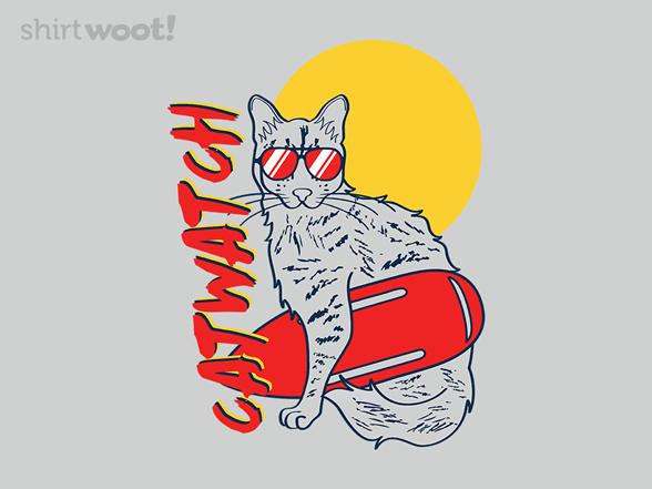 Catwatch T Shirt