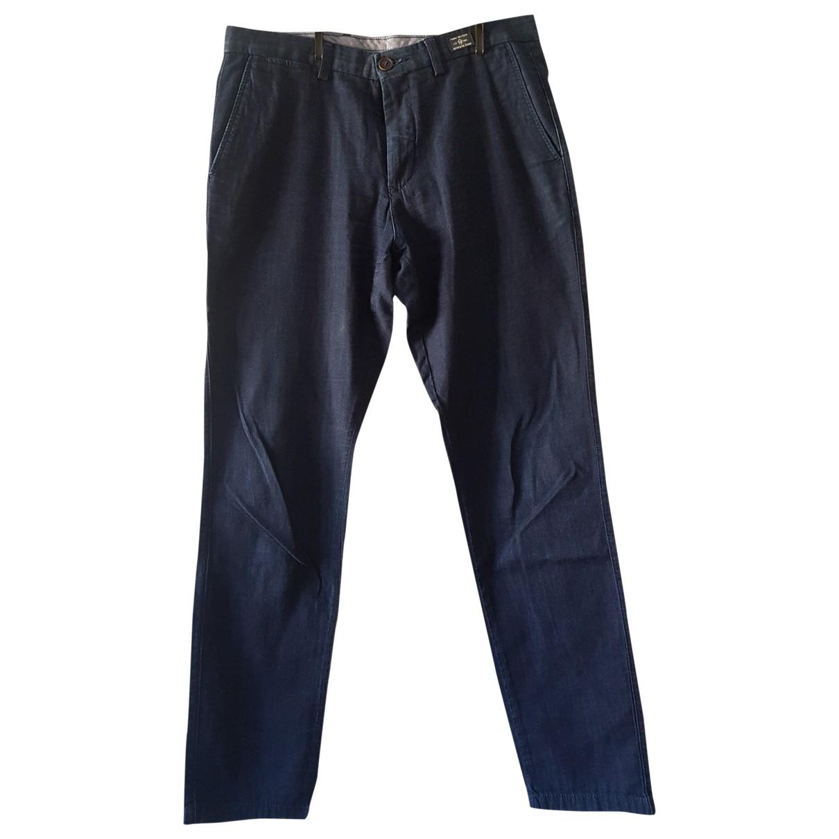 Tommy Hilfiger \N Blue Cotton Jeans for Men 31 US