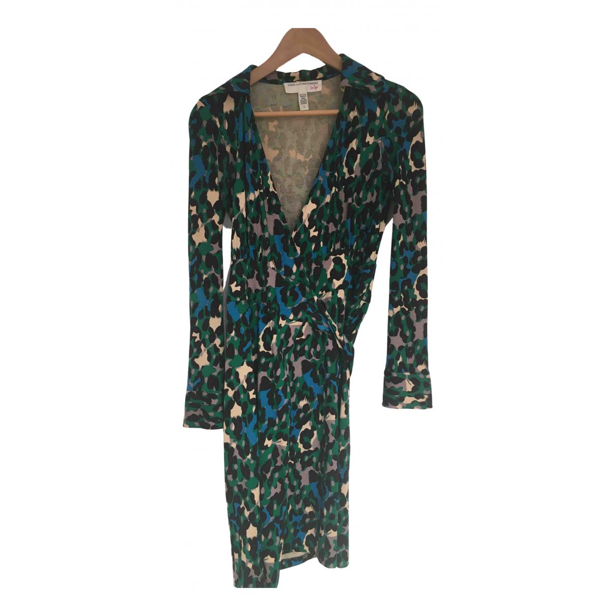 Diane Von Furstenberg \N Kleid in Seide