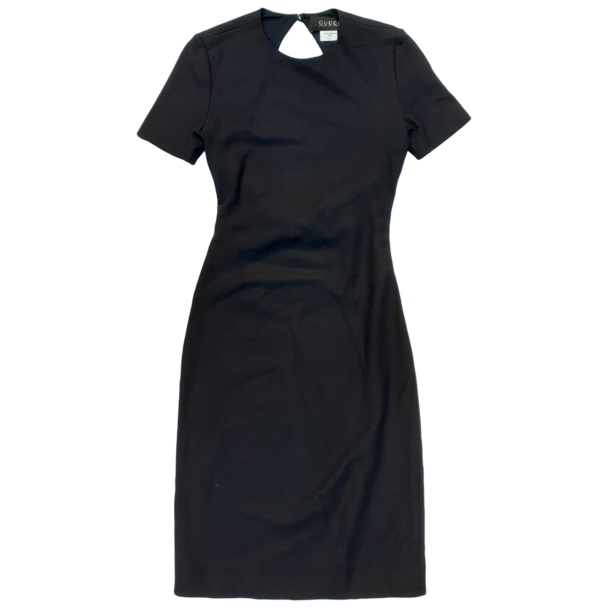 Gucci - Robe   pour femme en coton - elasthane - bleu