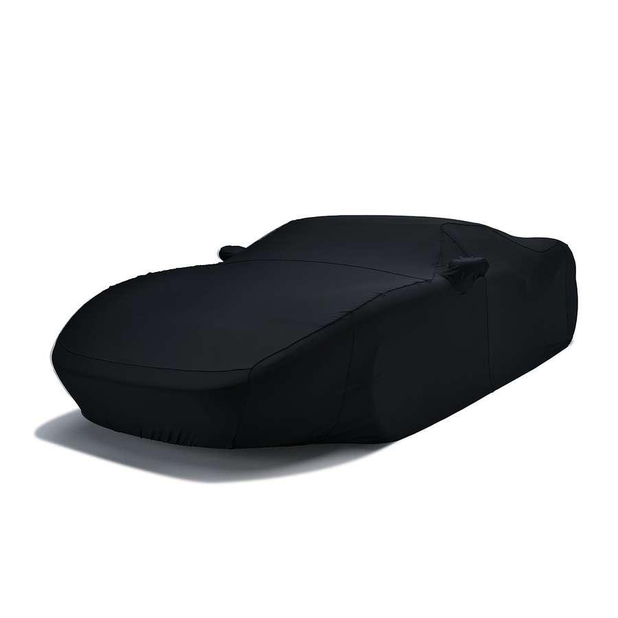 Covercraft FF17780FB Form-Fit Custom Car Cover Black Nissan Versa Note 2014-2019