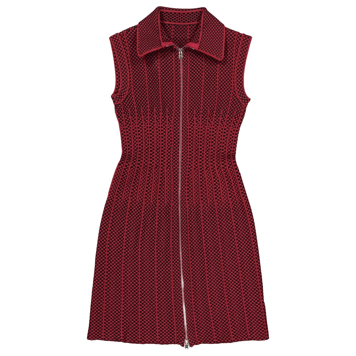 Alaia - Robe   pour femme - rouge