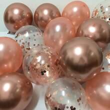 15 piezas set de globo decorativo