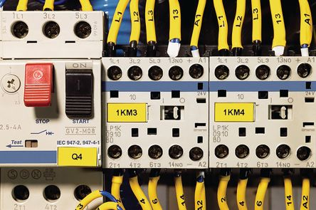 HellermannTyton TLFX Heat Shrink Cable Marker White