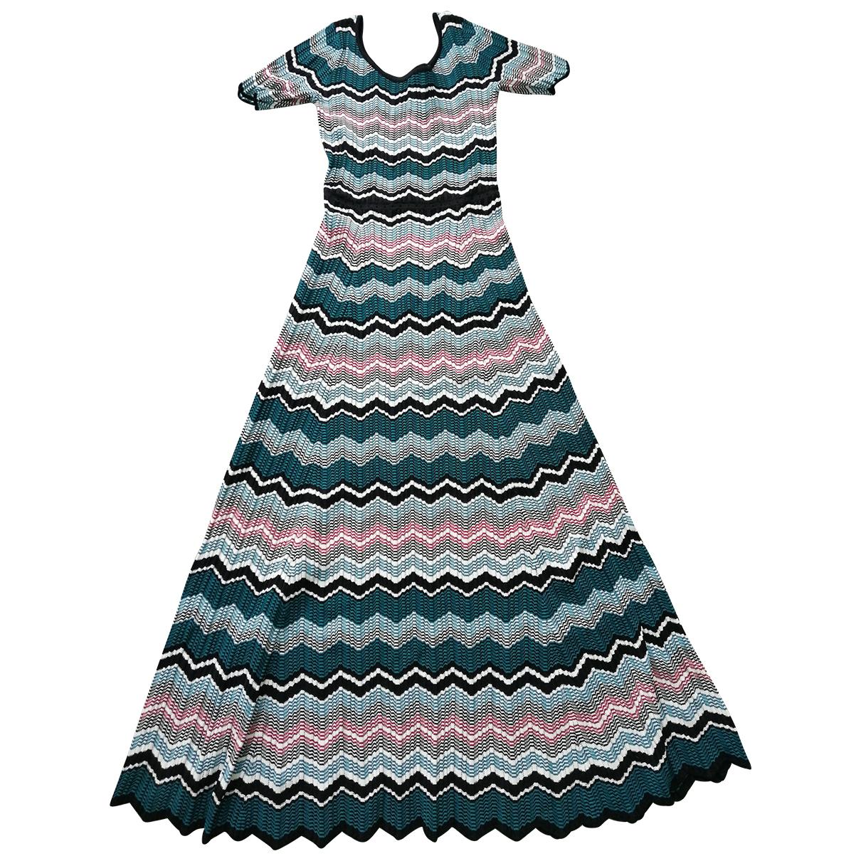 Sandro N Blue Cotton dress for Women S International