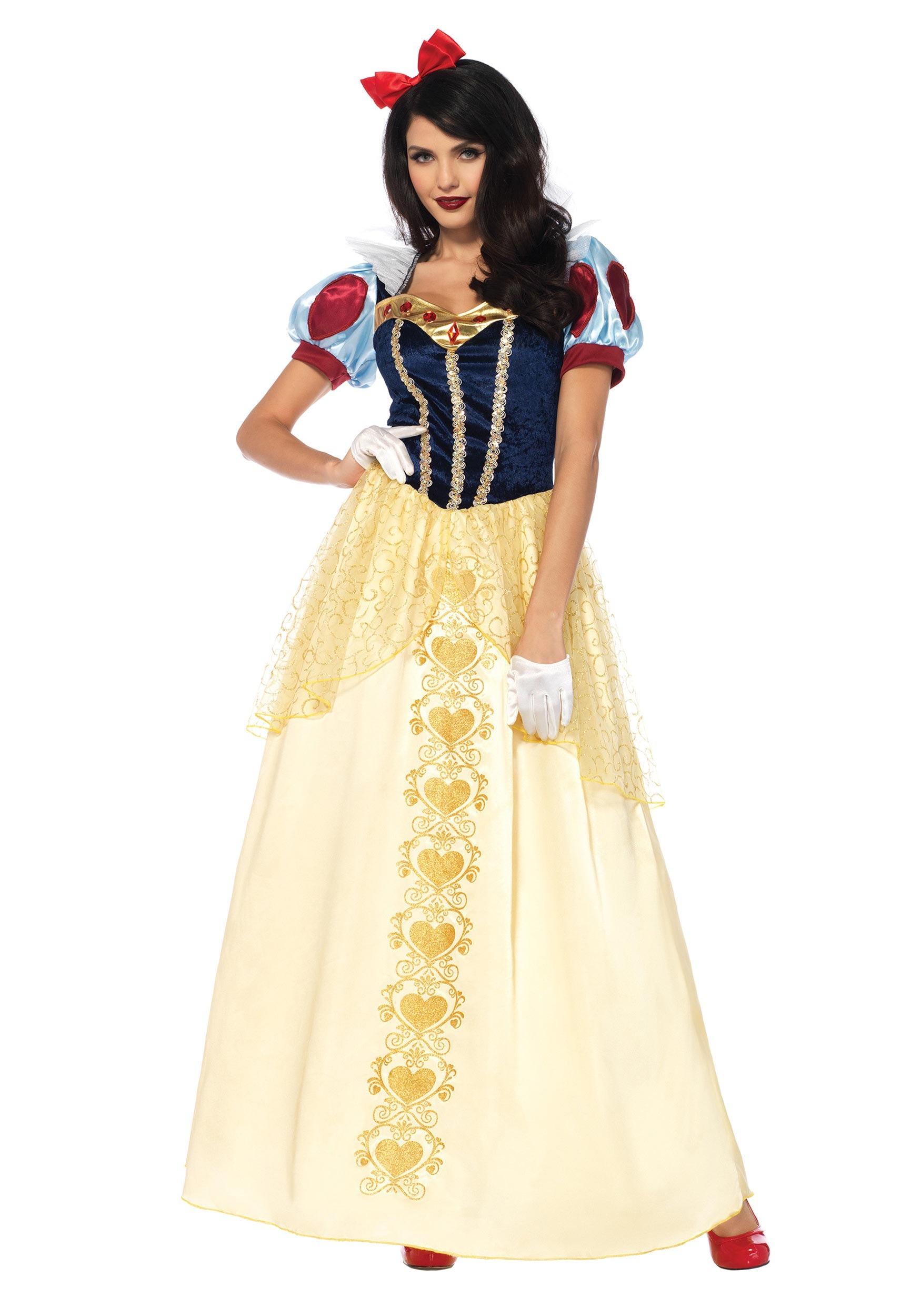 Deluxe Snow White Women's Costume