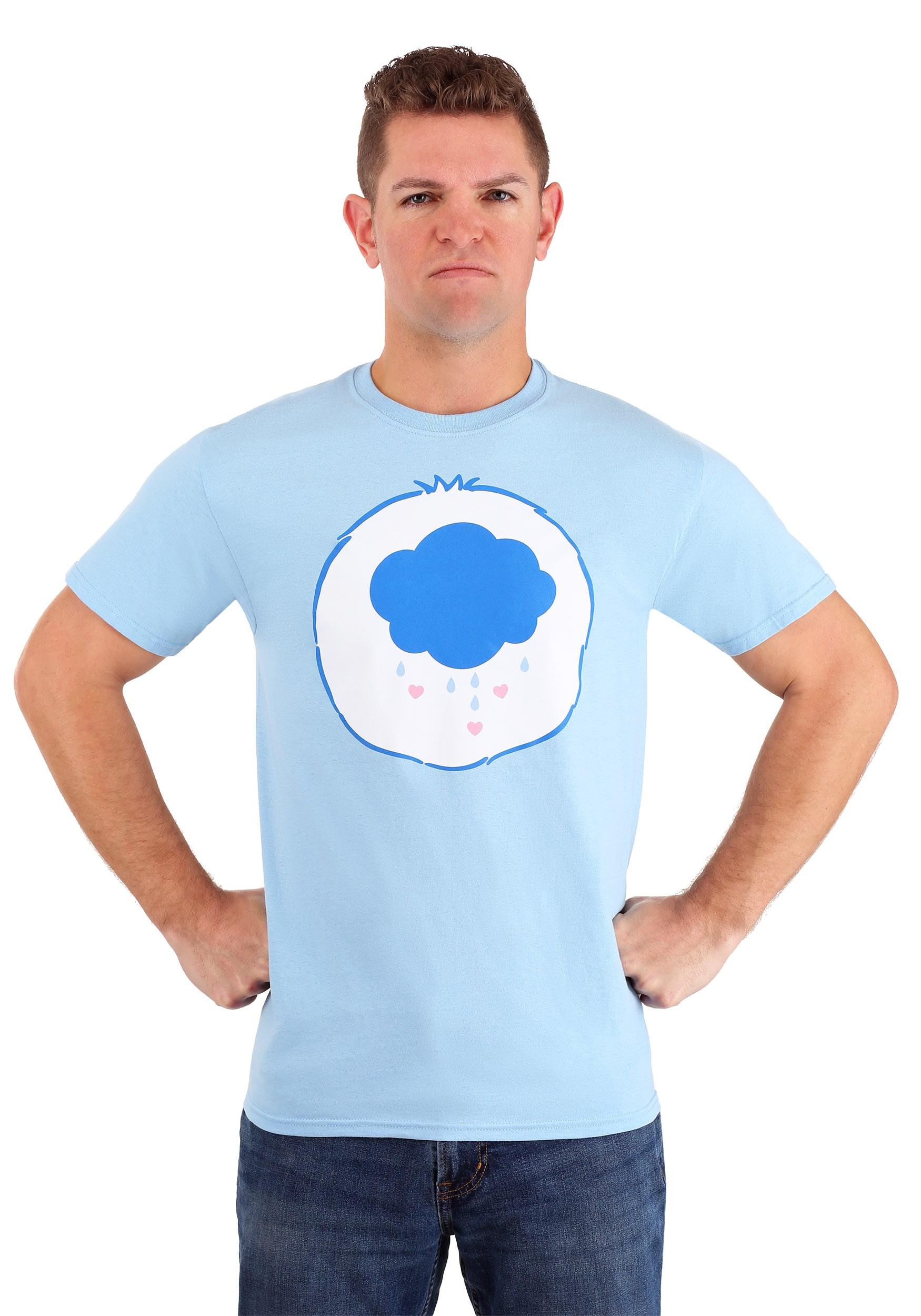 Adult  Grumpy Bear Costume T-Shirt