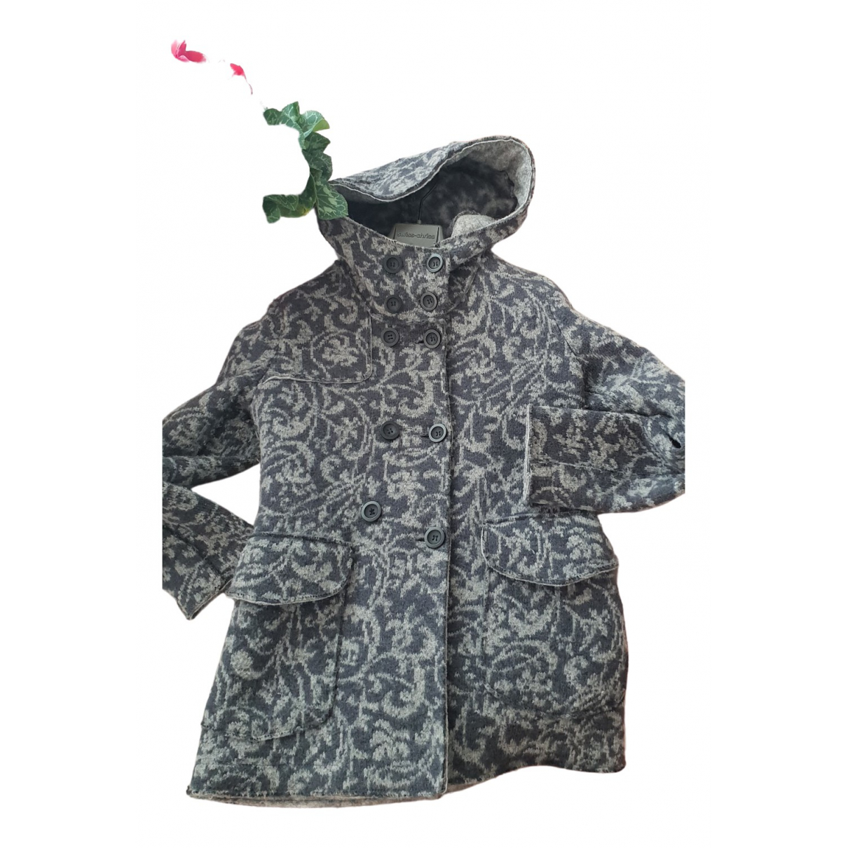 Swiss Chriss - Manteau   pour femme en laine