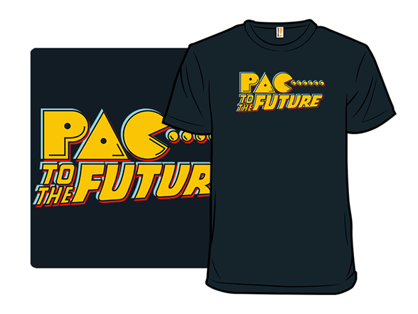 Pac To The Future T Shirt