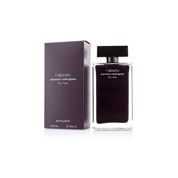For Her LAbsolu - Narciso Rodriguez Eau de Parfum Spray 100 ML