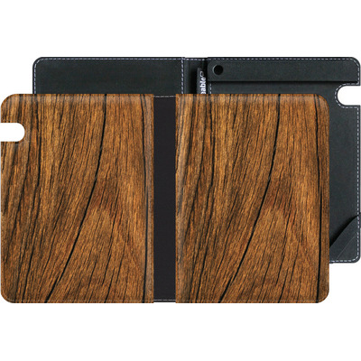 Amazon Kindle Voyage eBook Reader Huelle - Wood von caseable Designs