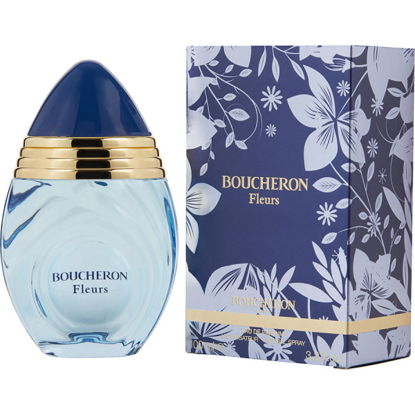 Boucheron Fleurs - Boucheron Eau de Parfum Spray 100 ML