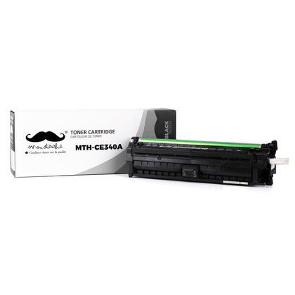 Compatible HP LaserJet Enterprise 700 Color MFP M775dn Toner HP 651A CE340A Black