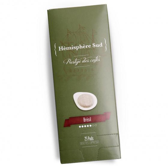"Kaffee-Pods Hemisphere Sud ""Bresil"", 25 Stk."