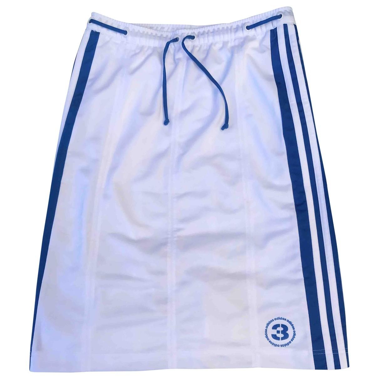 Adidas \N Rocke in  Weiss Polyester