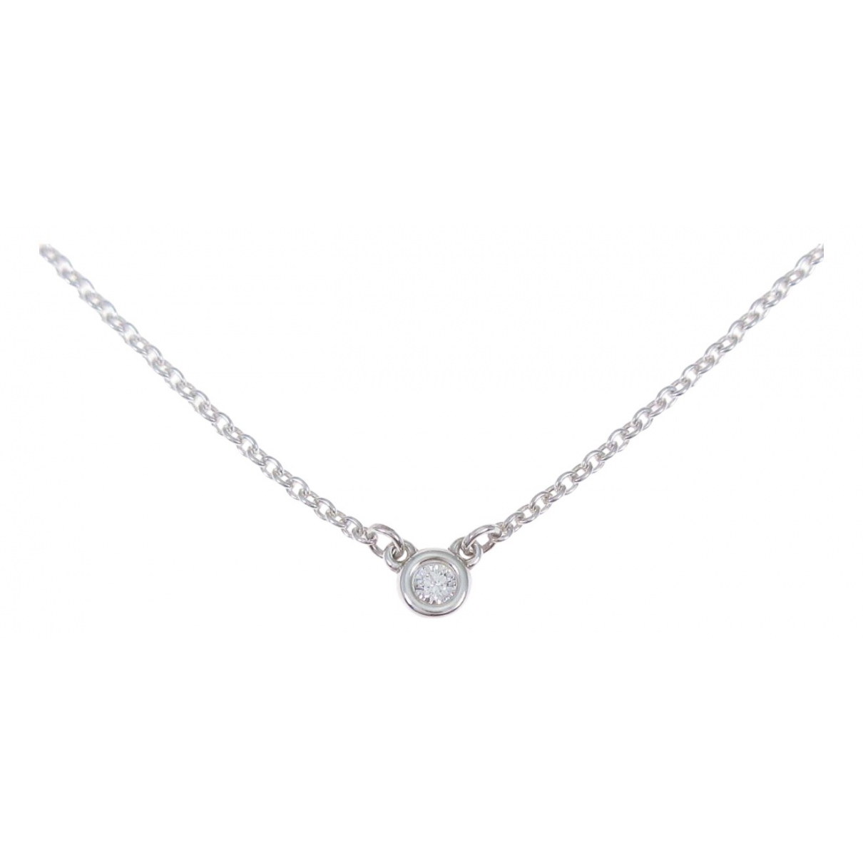 Tiffany & Co \N Kette in Silber