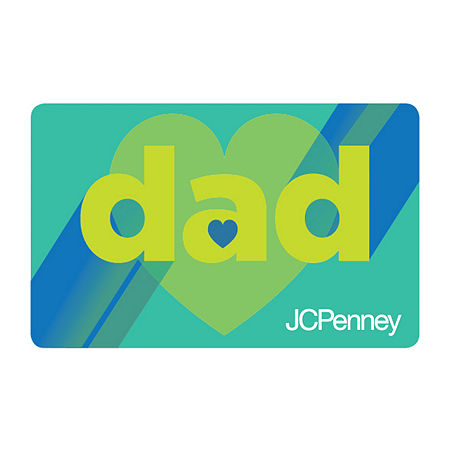 Dad Hearts Gift Card, One Size , No Color Family
