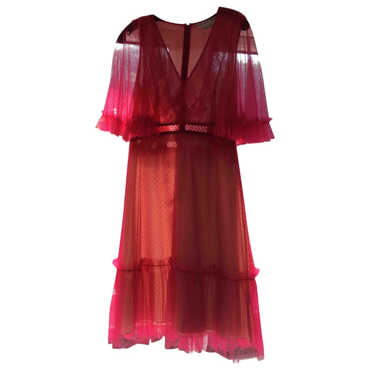 Sachin & Babi \N Kleid in  Lila Polyester