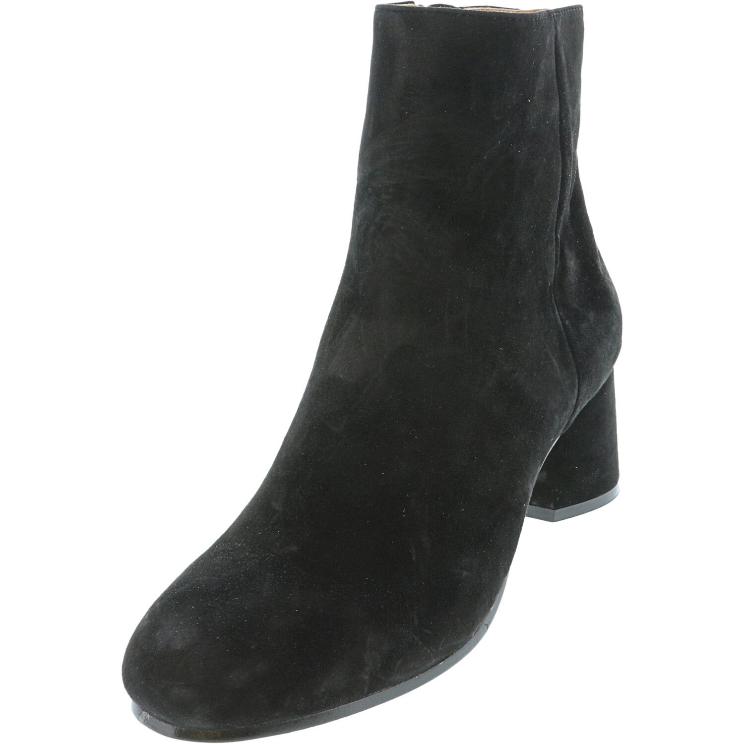 Joie Women's Rarly Black Ankle-High Leather Boot - 6M
