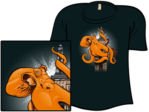 Let's Get Kraken T Shirt