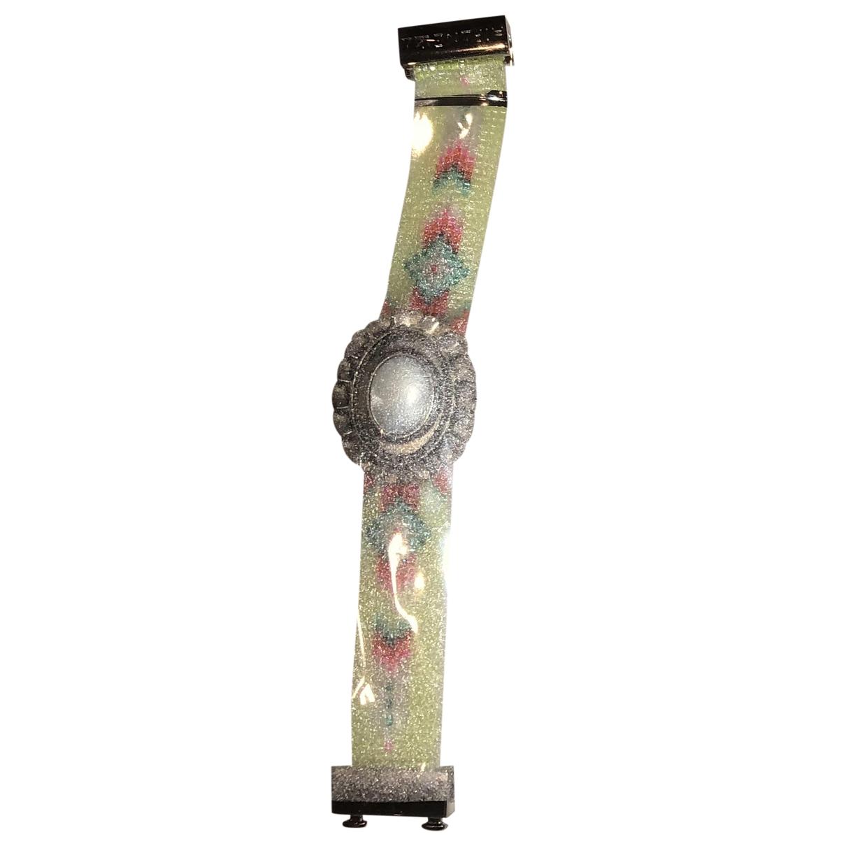 Hipanema - Bracelet   pour femme en acier - jaune