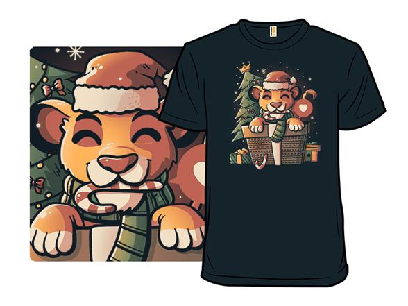 Lion Gift T Shirt
