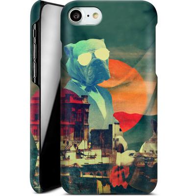Apple iPhone 7 Smartphone Huelle - Abracadabra von Ali Gulec